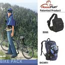 HoodPak (Patented Product),Backpack,School Bag,Bike Bag (kong do hong)