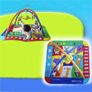 Bright Colour Soft Baby Gym (China)