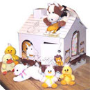 Noah's Ark DIY Playhouse (Hong Kong)
