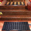 Rubber Basket Weave Mat (India)