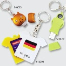 USB Disk and Memory Card Holder (Hong Kong)