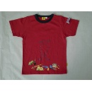Girls' Cotton T-Shirt (Hong Kong)