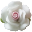 Polymer Clay Rose (Hong Kong)