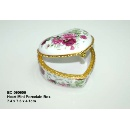 Heart Mini Porcelain Box (Hong Kong)