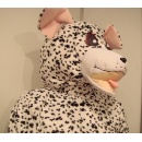 Dalmatian Dog Mascot Costume (Hong Kong)