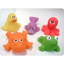 Rubber Bath Toys (Hong Kong)