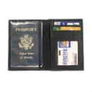 Leather Passport Holder (China)