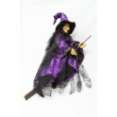 Decorative Halloween Witch (Thailand)