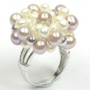 Fresh Water Pearl Ring (Hong Kong)