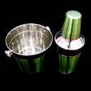 Ice Cocktail Shaker and Bucket Set (India)