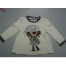 Girl's Knitted Blouse (Hong Kong)