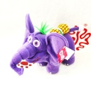 Elephant Plush Toy (Mainland China)