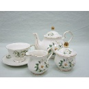 Porcelain Tea Set (Hong Kong)