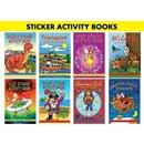 Sticker Activity Book (India)