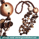 Wood Necklace (Hong Kong)