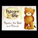 Popcorn the Bear Character (Singapore)