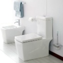 Toilet and Sink Set (China)