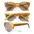 Bamboo Sunglasses (Mainland China)