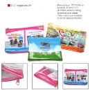 PVC Zipper Pouch (Hong Kong)