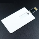 Plastic Credit Card USB Flash Drive (Mainland China)