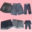 Baby's Shorts and Leggings (Mainland China)