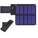 30 Watt Flexible Solar Charger with 15V Output Voltage (China)