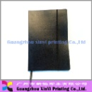 Leather Covered Diary Notebook Elastic Bound (China)
