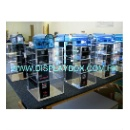 Mobile Accessories Acrylic Display (Hong Kong)