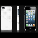 iPhone5 Leather Back Case (Hong Kong)