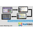 MapKing Job Dispatched And Tracking System (Hong Kong)