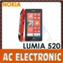 Nokia Lumia 520  dual band Windows Phone 8 Red (Hong Kong)
