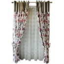 Printed Polyester Curtain (China)