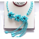 Hot Saler Noble and Charming Hand-made Necklace  (Mainland China)