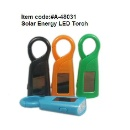 Solar Energy LED Torch (Hong Kong)