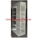 Adjustable Metal Shelf Display Rack (Hong Kong)