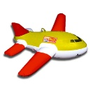 PVC Inflatable Air Plane (Hong Kong)