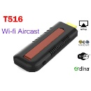 Miracast Wifi Display Dongle with External Antenna T516 Support Miracast (Hong Kong)
