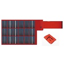 108 Watt Flexible Foldable Solar Charger Thin Film Solar Charger (Mainland China)