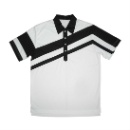 Men's Polyester Dry-Fit Knit Golf Polo (Hong Kong)