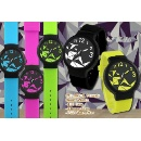 Colorful 3 Hands Quartz Watch (Hong Kong)