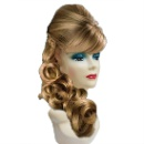 Ladies' Long Wavy Wig (Hong Kong)