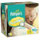 Pampers Swaddlers Diapers (Indonesia)