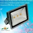 Luces sumergibles LED (China)