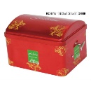 Wholesale Hinged Music Metal Tins (Mainland China)