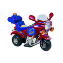 Ride-On Police Motorcycle (Mainland China)