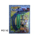 Wind Up Train With Track Playset (Hong Kong)