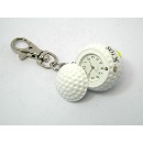 A Golf Ball Shape Keychain Clock (Hong Kong)