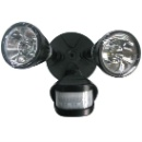 Motion-Activated LED Security Light (Hong Kong)