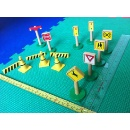 Build-and-Learn - Road & Construction Play Set  (Hong Kong)