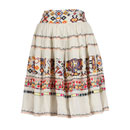 Embroidered Skirt (India)